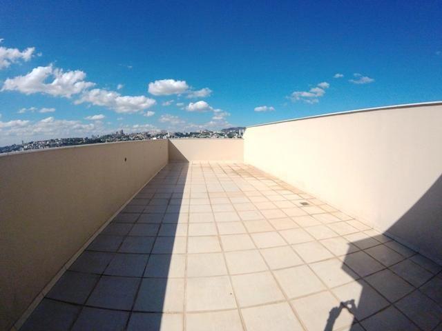 Cobertura à venda com 3 dormitórios em Betânia, Belo horizonte cod:3640
