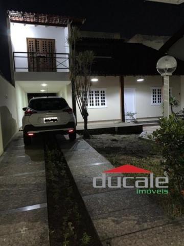 Casa Duplex com sol da manhã, quintal em Jardim Camburi, Vitória - Foto 9
