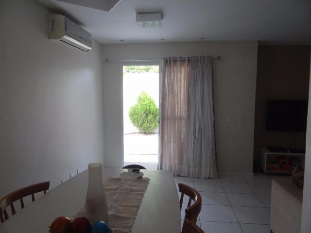 Duplex em condomínio residencial à venda, lagoa redonda, fortaleza. - Foto 12