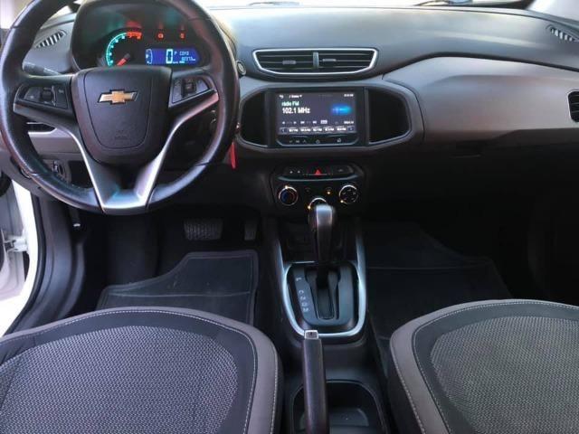 Gm - Chevrolet Prisma 2014 lt automático 1.4 flex + mylink, carro muito novo !!! - Foto 4