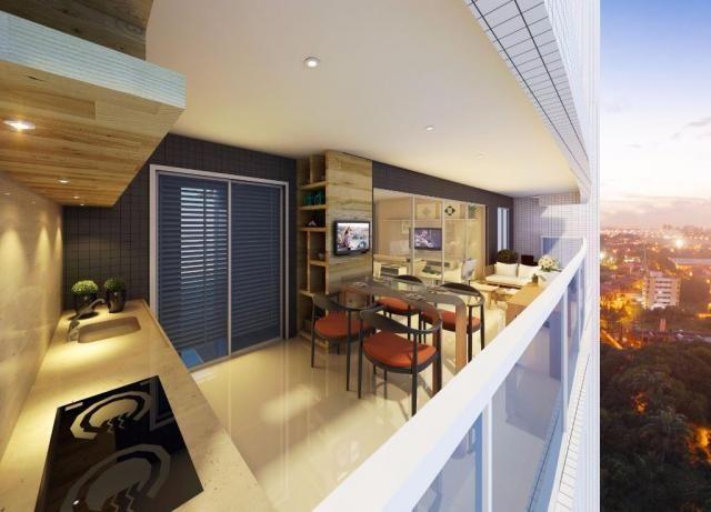 Apartamento residencial à venda com 04 suítes, aldeota, fortaleza. - Foto 14
