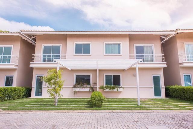 Casa em condomínio 3 quartos, Lagoa Redonda, Fortaleza. - Foto 9
