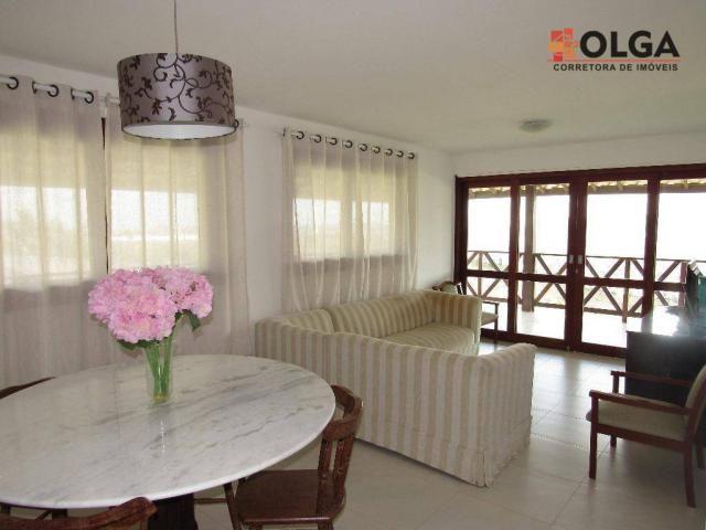Casa com 05 quartos em condomínio de alto padrão, à venda - Gravatá/PE - Foto 4