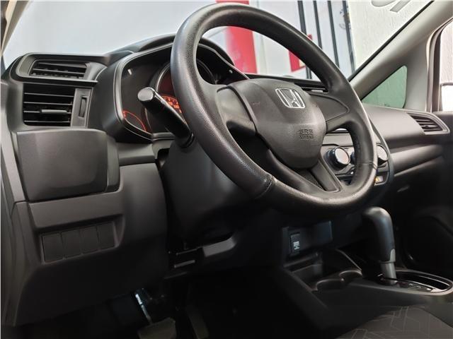 Honda Fit 1.5 dx 16v flex 4p automático - Foto 6