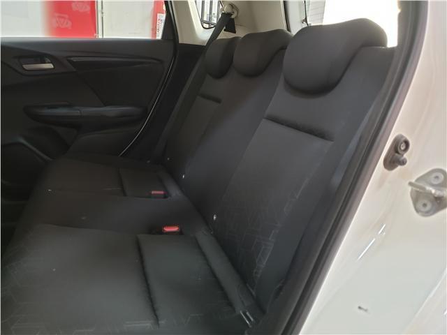 Honda Fit 1.5 dx 16v flex 4p automático - Foto 10