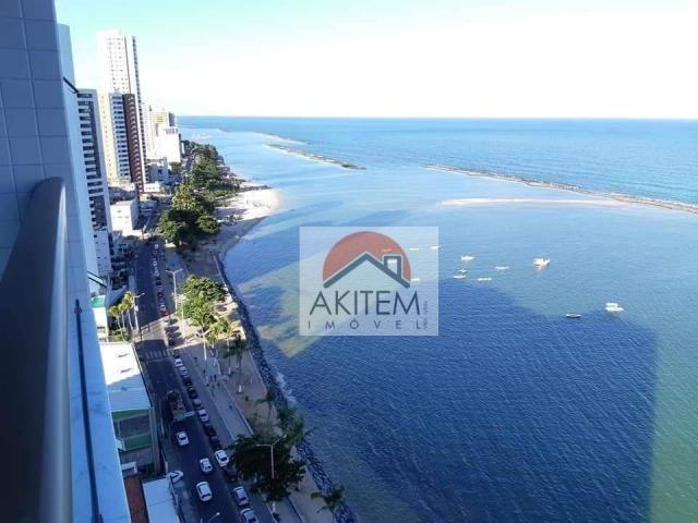 Apartamento com 03 suítes na Beira Mar de Olinda - Foto 10