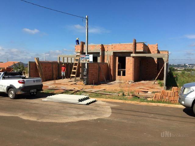 Casa à venda com 3 dormitórios em Cara-cara, Ponta grossa cod:805