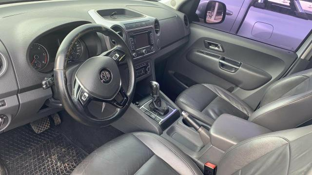 AMAROK HIGHLINE V6 CD 3.0 4x4 DIESEL AT 17-18 - Foto 5