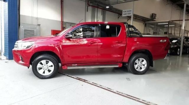 Toyota Hilux 4x4 AUT DIESEL - Foto 3