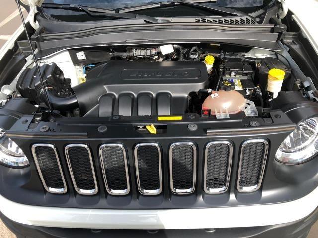 '' Praticamente Zero, Jeep Renegade Longitude 1.8 4X2 Automático 2017/2017 '' - Foto 10