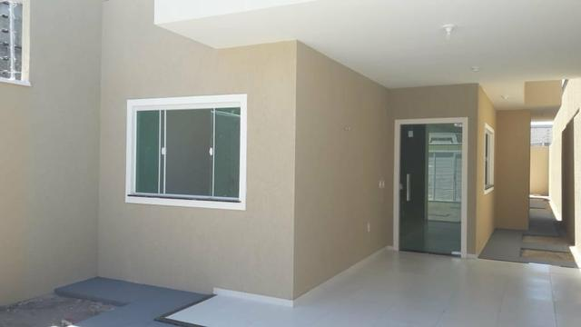 Casa localizada no Passaré 3 quartos sendo 2 suítes - Foto 5
