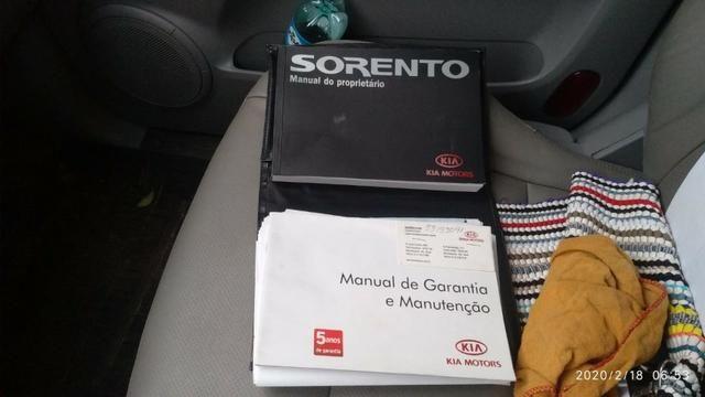 Kia Sorento 2.5 4x4 EX Diesel 170cv 08/09 - Foto 19