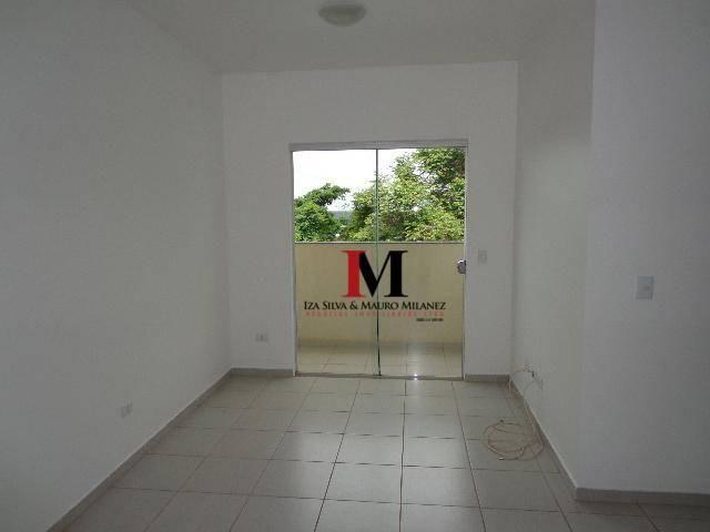 Alugamos apartamento com 2 quartos e 2 vagas de garagem 1 andar - Foto 4