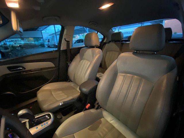 Chevrolet Cruze 1.8 LTZ 2014 Impecável - Foto 7