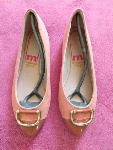 Sapatilha/Sapato/Sandália Moleca - Vários modelos e tamanhos - Novos com Nota Fiscal - Foto 3