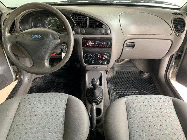 Ford Fiesta Street 1.0 8v 2005, apenas 82.000km, impecável - Foto 8