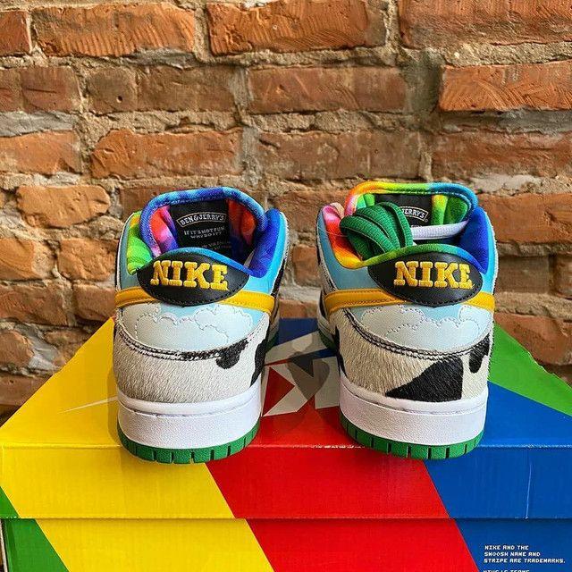Nike SB Dunk Low Ben & Jerry's Chunky Dunky - Foto 6