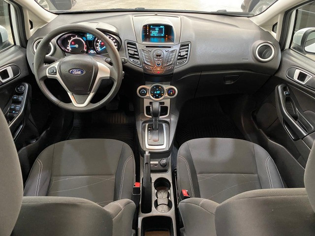 New Fiesta SEL Automático 2017 Único Dono. 30.000 KM - Foto 16