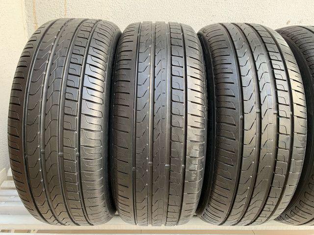 Jogo de Pneus 215/50/17 Pirelli Cinturato P7 - Pneus 215 50 17 * - Foto 2