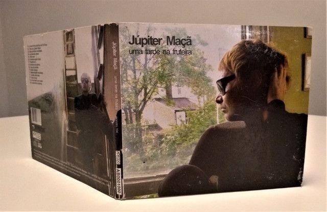 Júpiter Maçã - Uma Tarde Na Fruteira (cd) - Foto 3