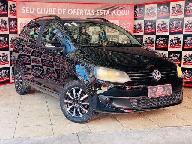 Volkswagen SpaceFox 1.6 8V (Flex)  *Banco de Couro* Excelente Oportunidade!!!   - Foto 6