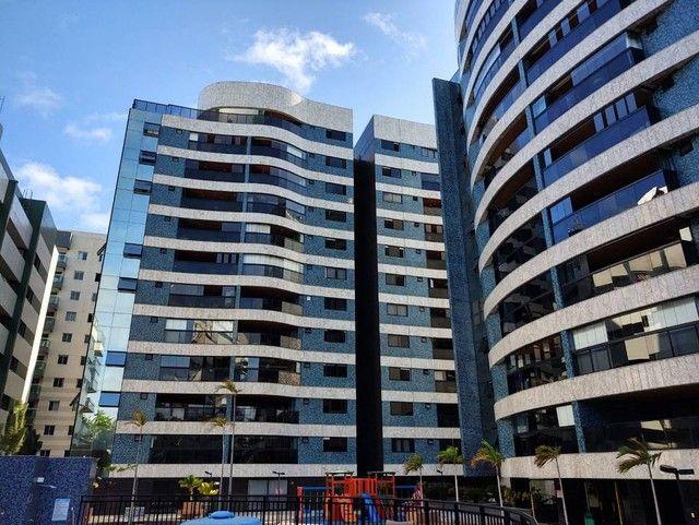 Apartamento no Costa Amalfitana ed. Capri a venda possui 178 m2 com 3 quartos em Jatiúca e - Foto 6