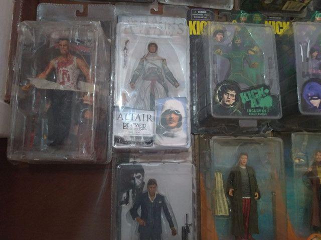 Coleção action figures Neca - Foto 5