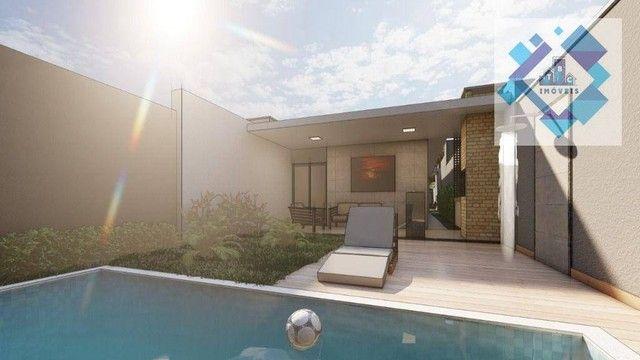 Casa com 3 dormitórios à venda, 98 m² por R$ 340.000 - Parnamirim - Eusébio/CE - Foto 16