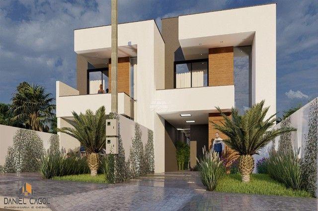 Casa à venda com 3 dormitórios em Fraron, Pato branco cod:937275 - Foto 2