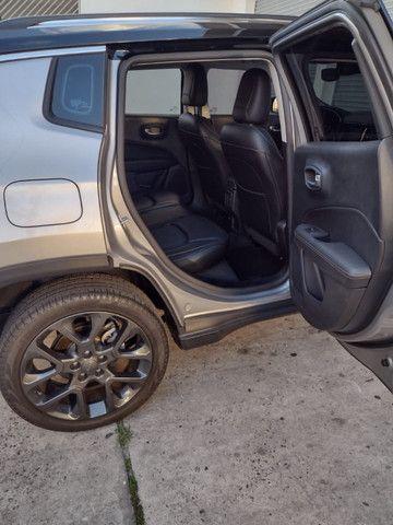 Jeep Compass 2.0 Limited 4x4 Diesel Automático - Foto 9