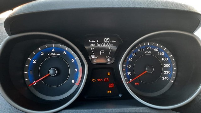 Hyundai ELANTRA GLS 1.8 16V AUT. - Foto 11