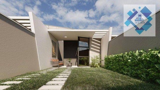 Casa com 3 dormitórios à venda, 98 m² por R$ 340.000 - Parnamirim - Eusébio/CE - Foto 12