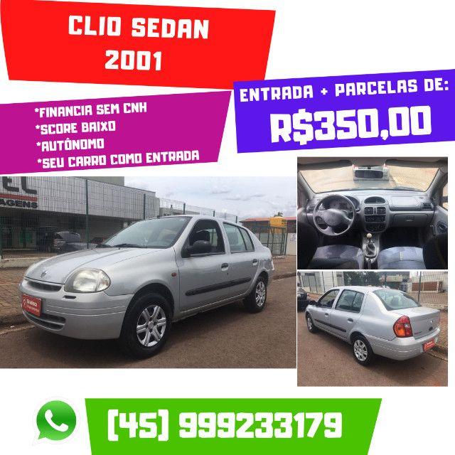 Clio 1.0 Sedam 2001