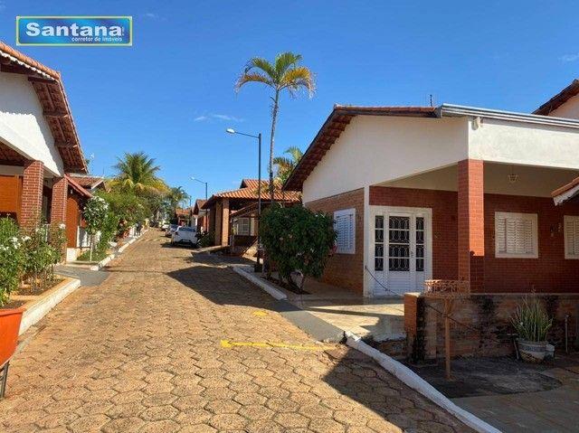 Chale de Laje com 4 dormitórios todos suites, à venda, 165 m² por R$ 250.000 - Mansões das - Foto 6