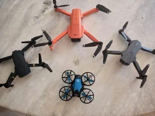 Venha para o mundo do Drone, o hobby que mais cresce no Brasil - ES