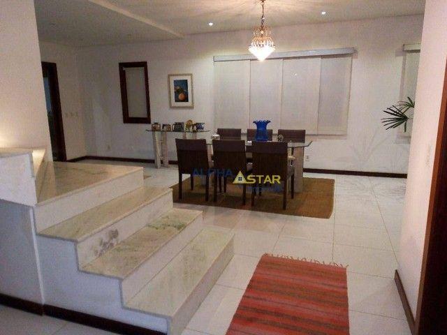 Casa com 3 dormitórios à venda, 429 m² por R$ 3.200.000,00 - Alphaville Fortaleza - Eusébi - Foto 13