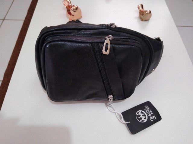 Bolsas de couro ecológico. - Foto 4