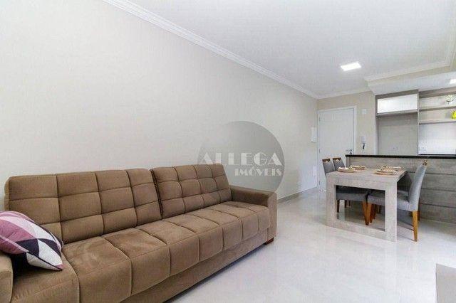 Apartamento Garden com 2 dormitórios à venda, 59 m² por R$ 427.000,00 - Fanny - Curitiba/P - Foto 15