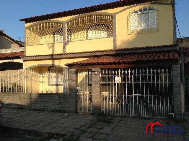 Casa com 4 dormitórios à venda, 280 m² por R$ 565.000,00 - São Luís - Volta Redonda/RJ