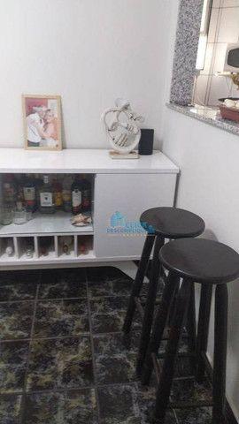 Apartamento com 2 dormitórios à venda, 67 m² por R$ 230.000,00 - Saboó - Santos/SP - Foto 5