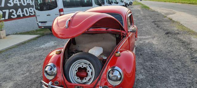 VW fusca 1.300 ano 1970 uma Relíquia   - Foto 13