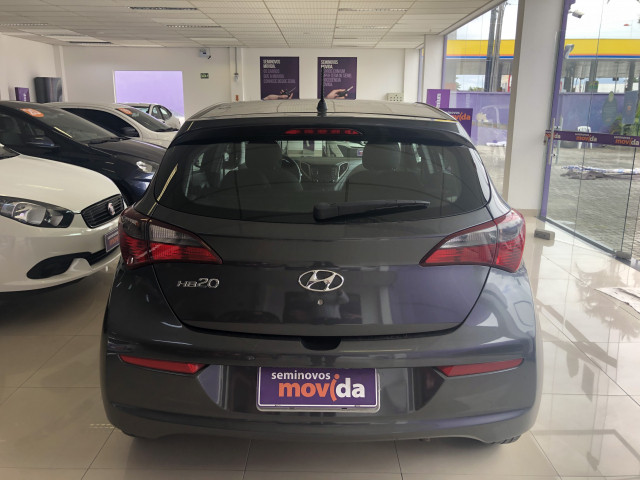 Hyundai HB20 1.0 Unique (Flex) - Foto 5
