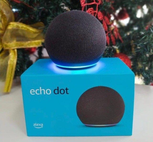 Amazon Echo Dot 4th Generation com Bluetooth - Foto 2