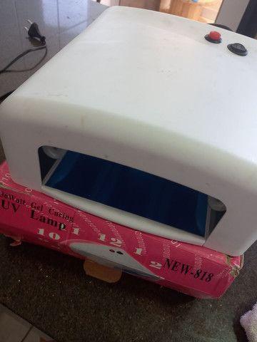 Cabine uv para unhas de gel - Foto 2