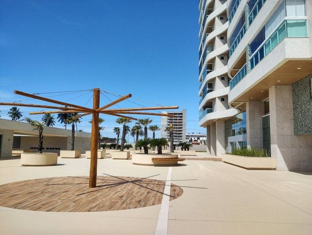 Apartamento beira mar a venda em Maceió com 250 metros quadrados com 4 suítes Ed. Gênova R - Foto 6