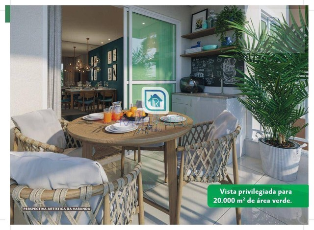 Eusébio - Apartamento Padrão - Amador - Foto 5