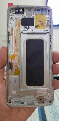 Frontal Samsung S8+ (sucata) - Foto 4