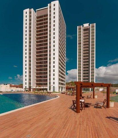 Apartamento beira mar a venda com 4 suítes em Maceió Evolution Sea Parque. Mega área de la - Foto 5