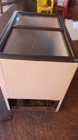 Freezer e geladeira  - Foto 3