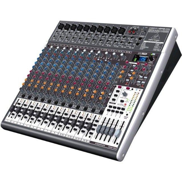 Mesa de som Xenyx 2442usb (Behringer)